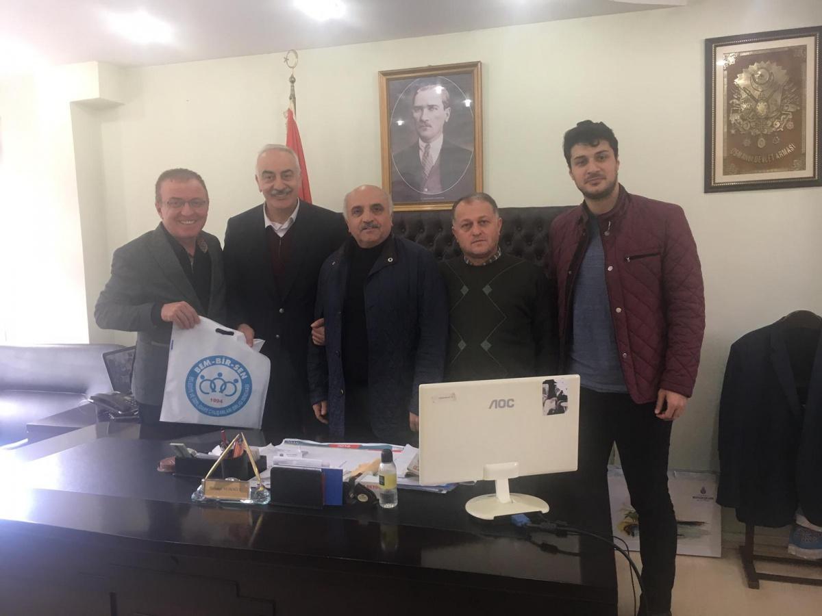Trabzon İl Başkanlığımız Teşkilat Çalışmalarında Bulundu