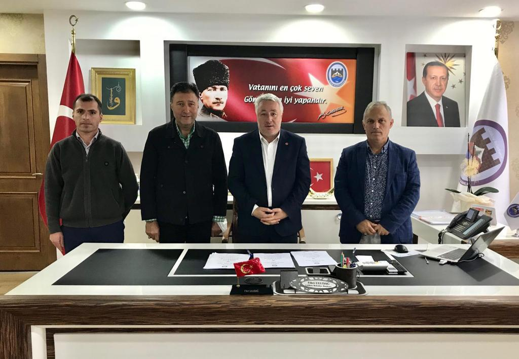 Ordu-Gölköy Belediyesi ile SDS İmzalandı