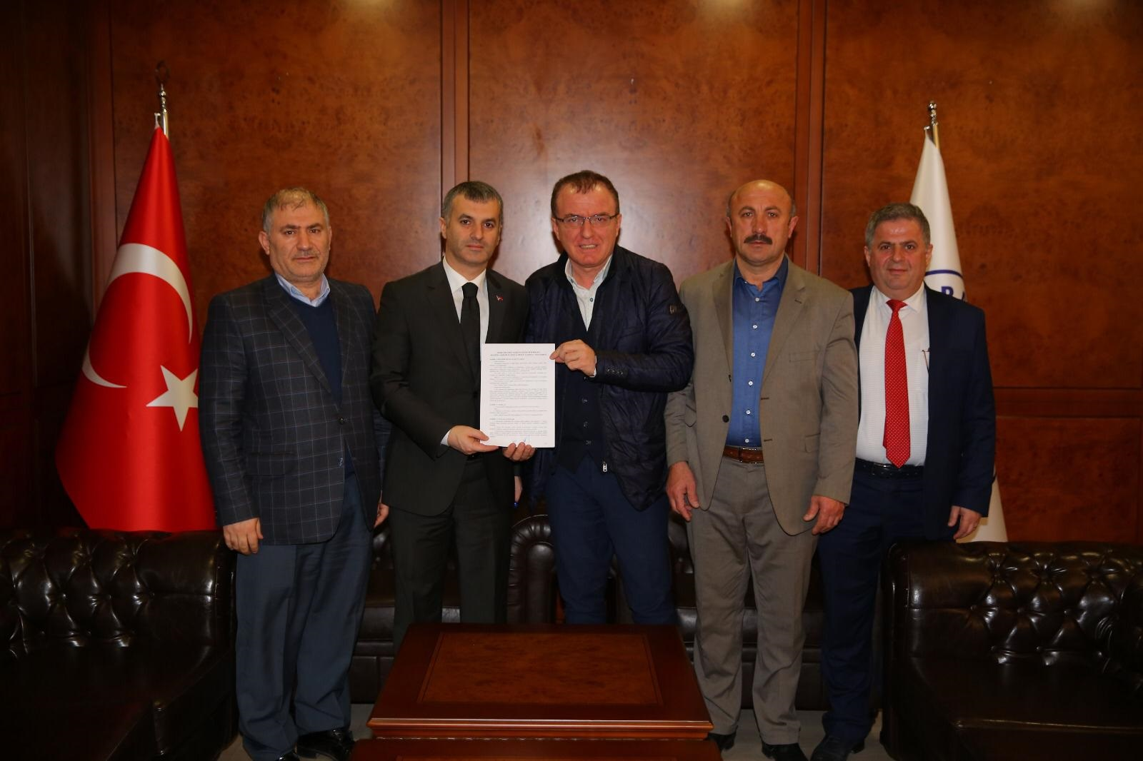 Trabzon-Yomra Belediyesi ile SDS İmzaladık