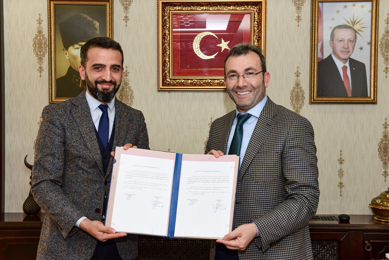 İstanbul-Pendik Belediyesi ile SDS İmzaladık