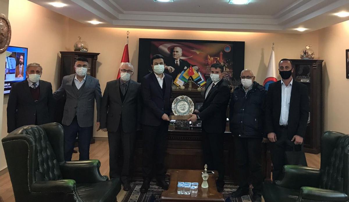 Kırşehir İl Özel İdaresi ile SDS İmzaladık