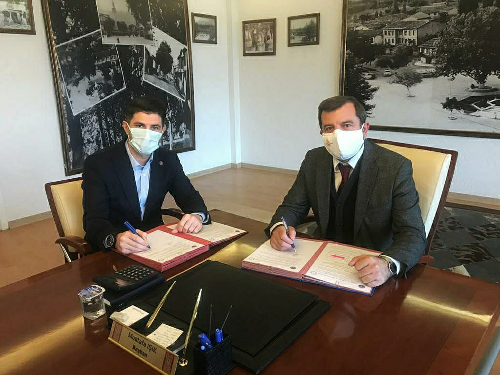 Bursa-Gürsu Belediyesi ile SDS İmzaladık