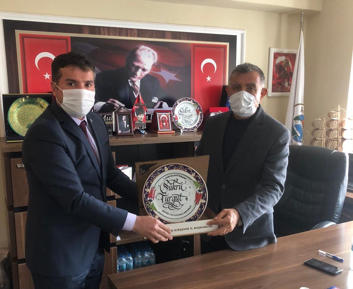 Kırşehir-Akpınar Belediyesi ile SDS İmzaladık