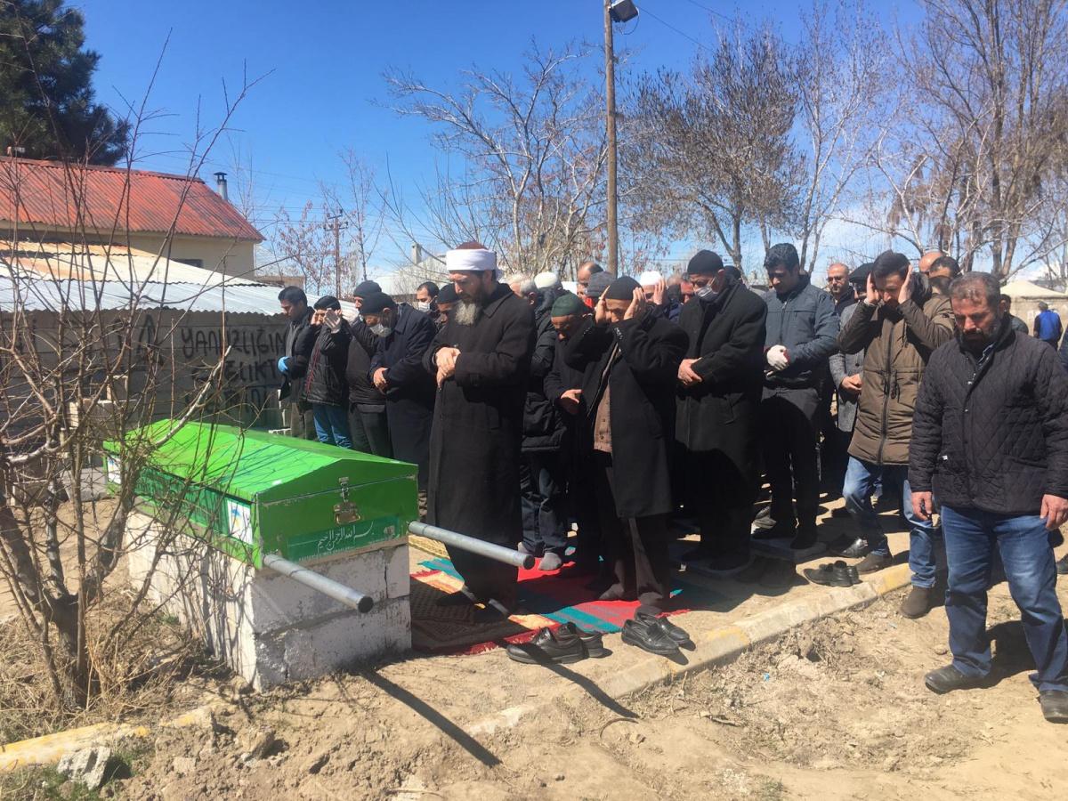 Van Şube Başkanımız Harun Altın'ın Muhterem Babası Mehmet Altın Rahmet-i Rahman'a Kavuştu