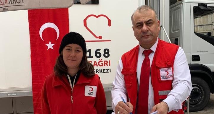 Samsun Şube Başkanlığımızdan Kan Bağışı Kampanyasına Destek
