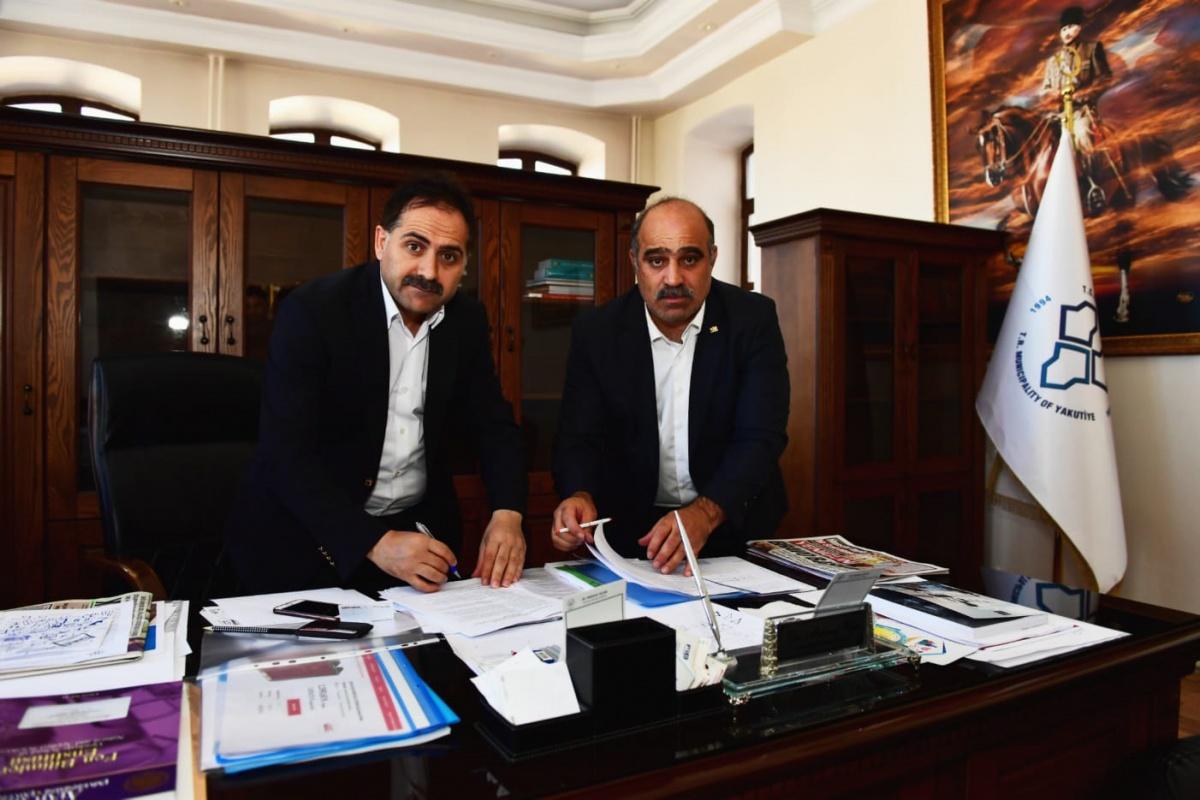 Erzurum-Yakutiye Belediyesi ile SDS İmzaladık
