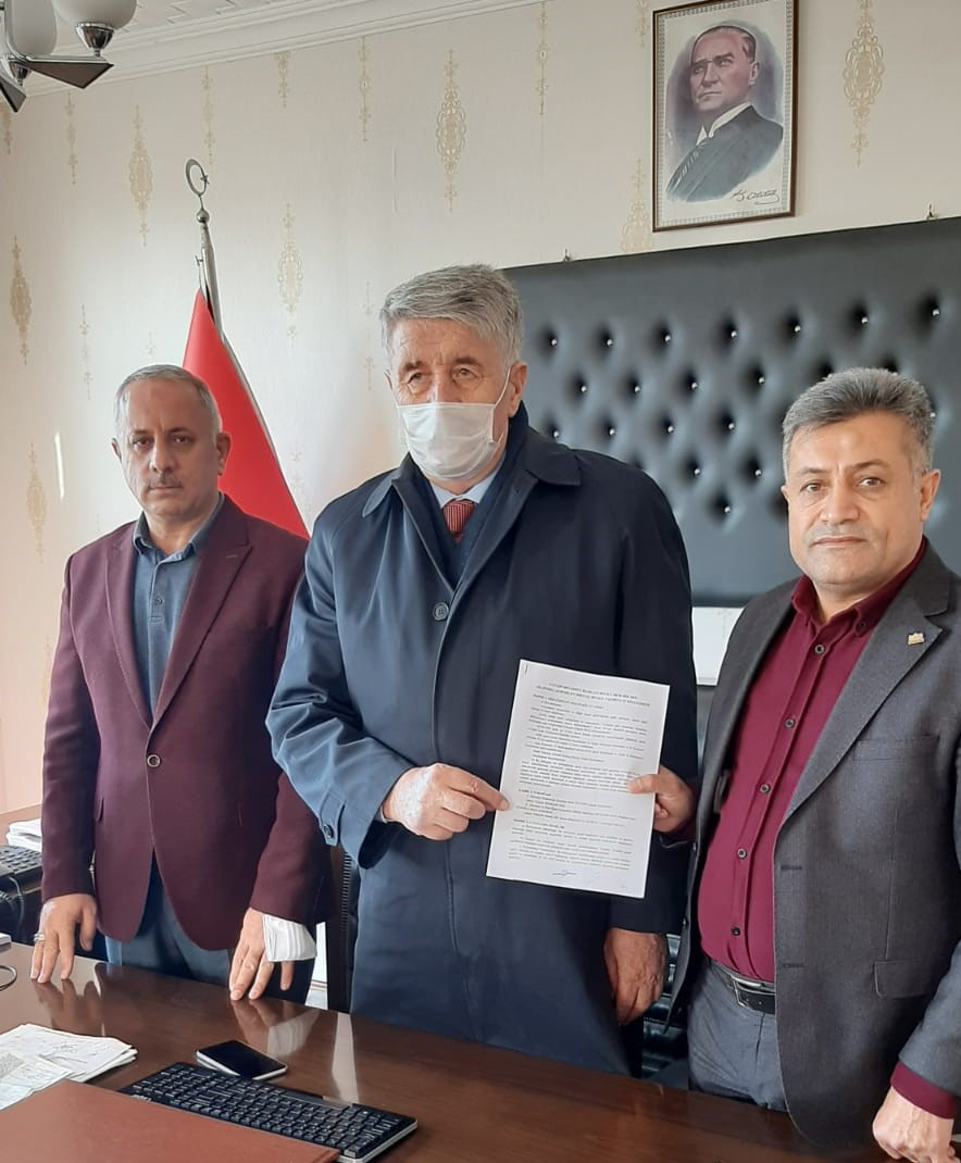 Muş-Yaygın Belediyesi ile SDS İmzaladık