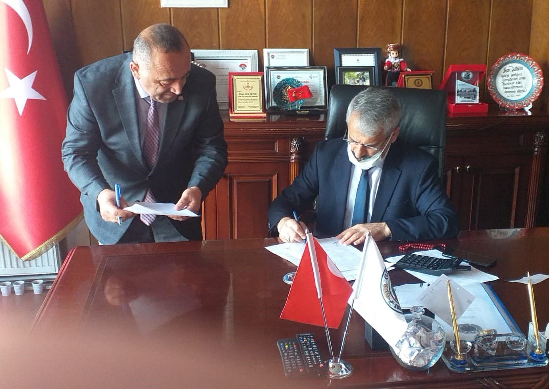 Ardahan-Göle Belediyesi ile SDS İmzaladık