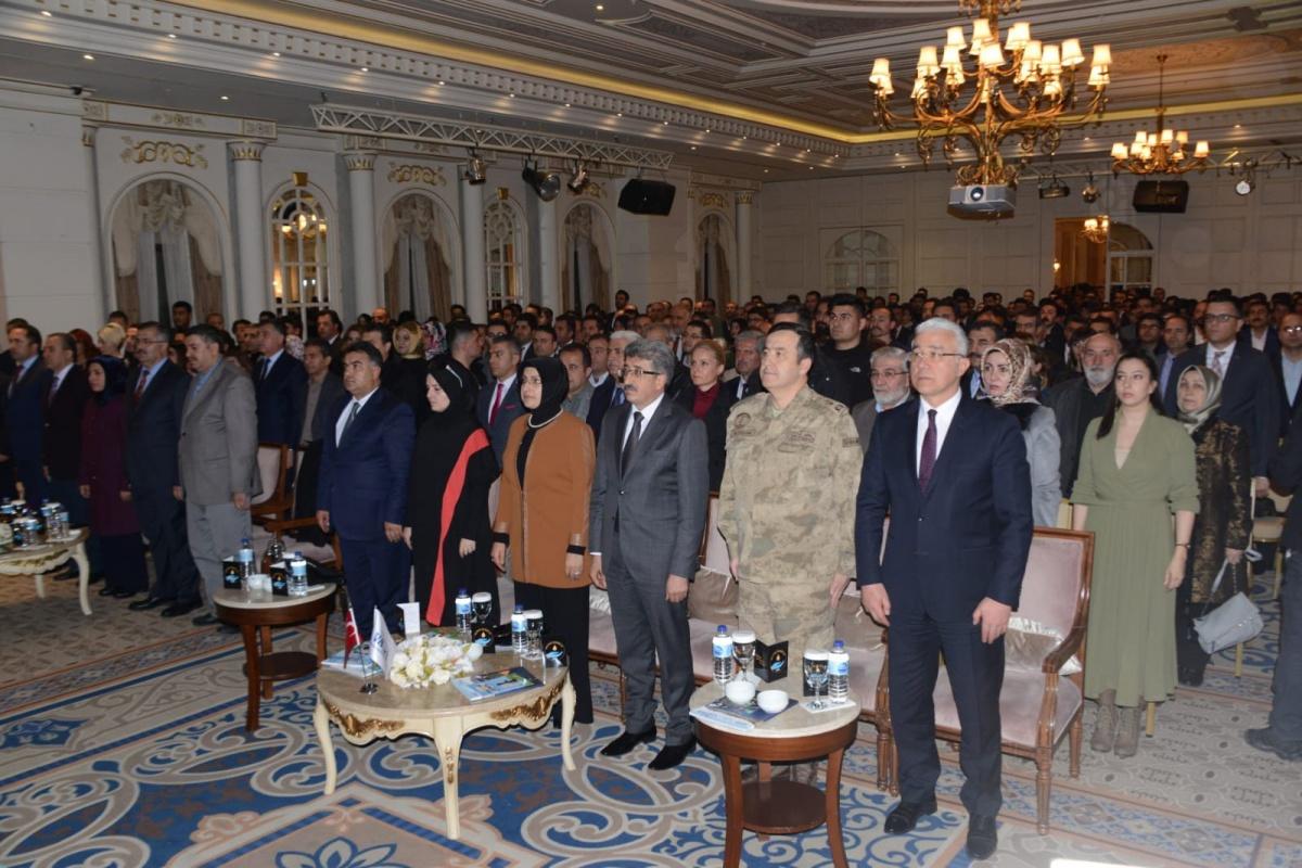 Van Şube Yönetimimiz Ödül Törenine Katıldı