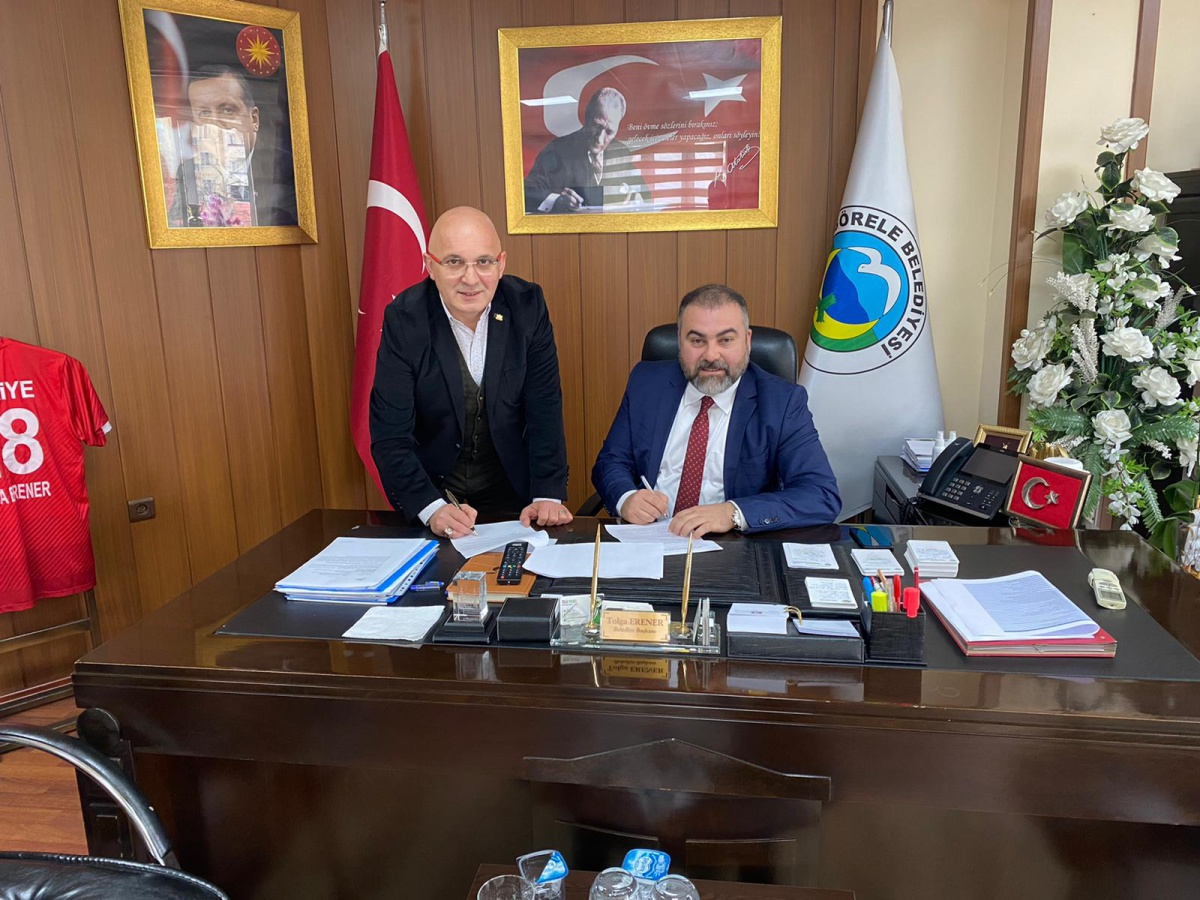 Giresun-Görele Belediyesi ile SDS İmzaladık
