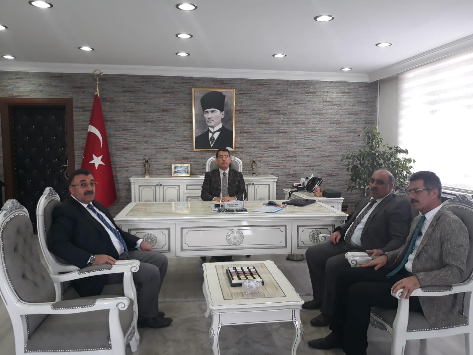 Erzurum-Karayazı Belediyesi ile SDS İmzaladık