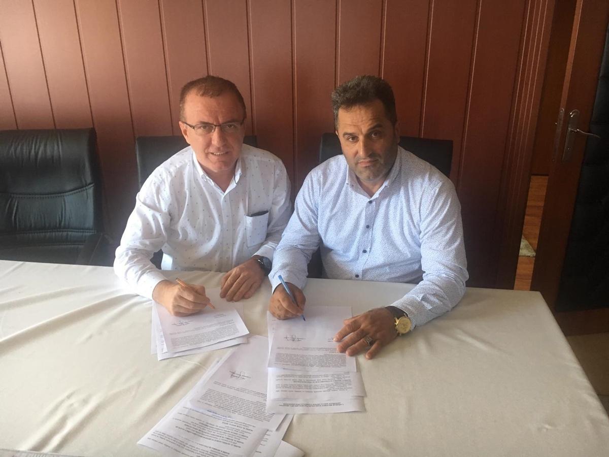 Trabzon-Çarşıbaşı Belediyesi ile SDS İmzaladık