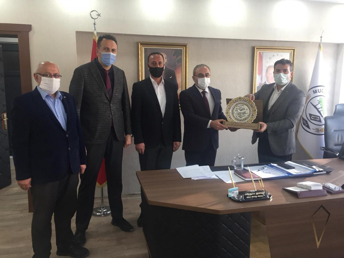 Kırşehir-Mucur Belediyesi ile SDS İmzaladık