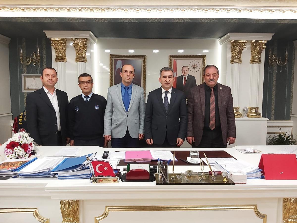 Ankara-Bala Belediyesi ile SDS İmzaladık
