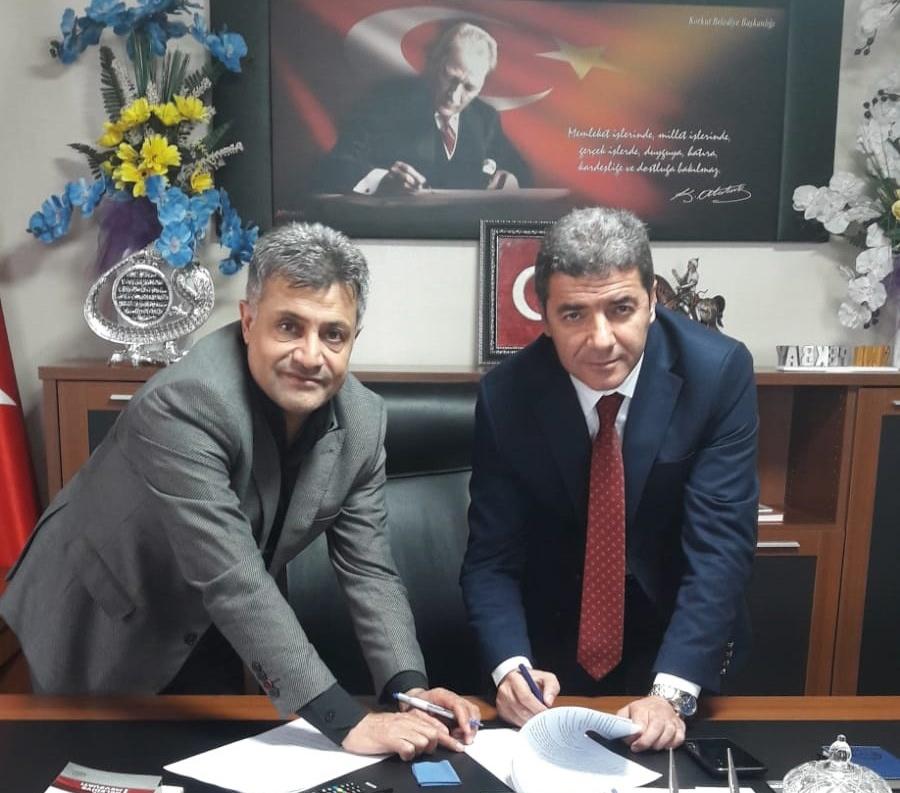 Muş-Korkut Belediyesi ile SDS İmzaladık