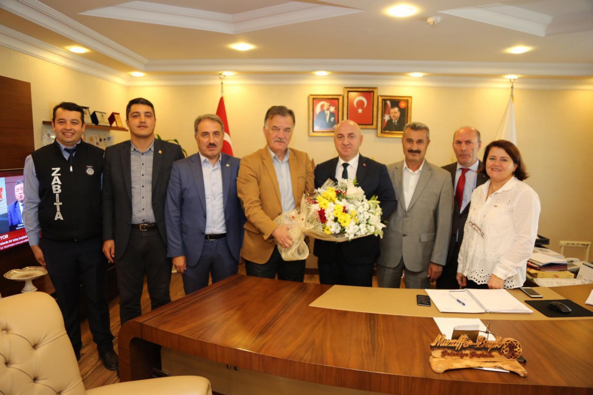 Kocaeli-Kandıra ve Darıca Belediyeleri ile SDS İmzaladık