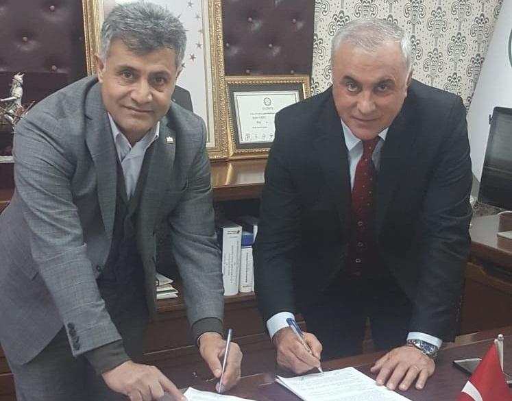 Muş-Konukekler Belediyesi ile SDS İmzaladık