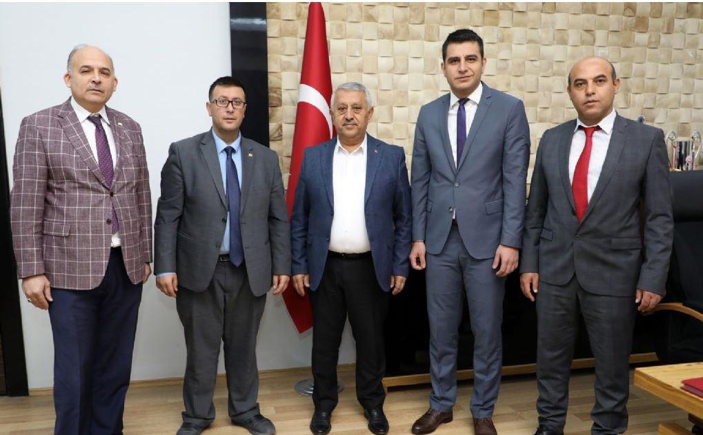 Afyonkarahisar Belediyesi ile SDS İmzaladık