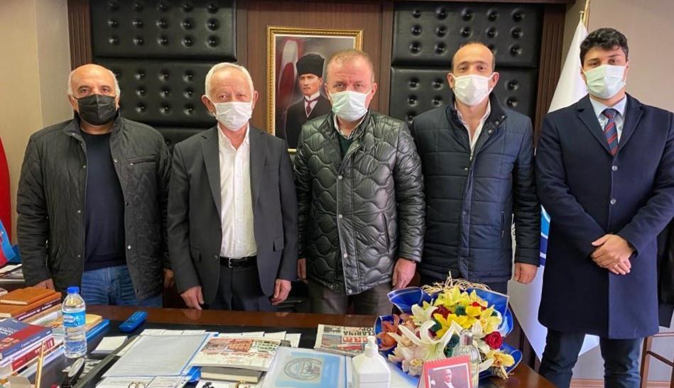 Trabzon-Beşikdüzü Belediyesi ile SDS İmzaladık