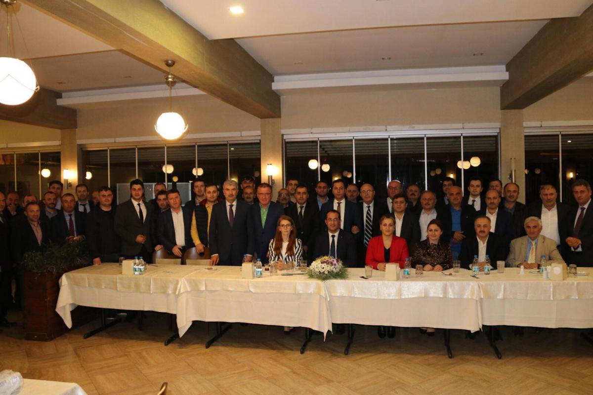 Bem-Bir-Sen Trabzon İl Başkanlığımız Birlik-Beraberlik ve Dayanışma Yemeği Düzenledi