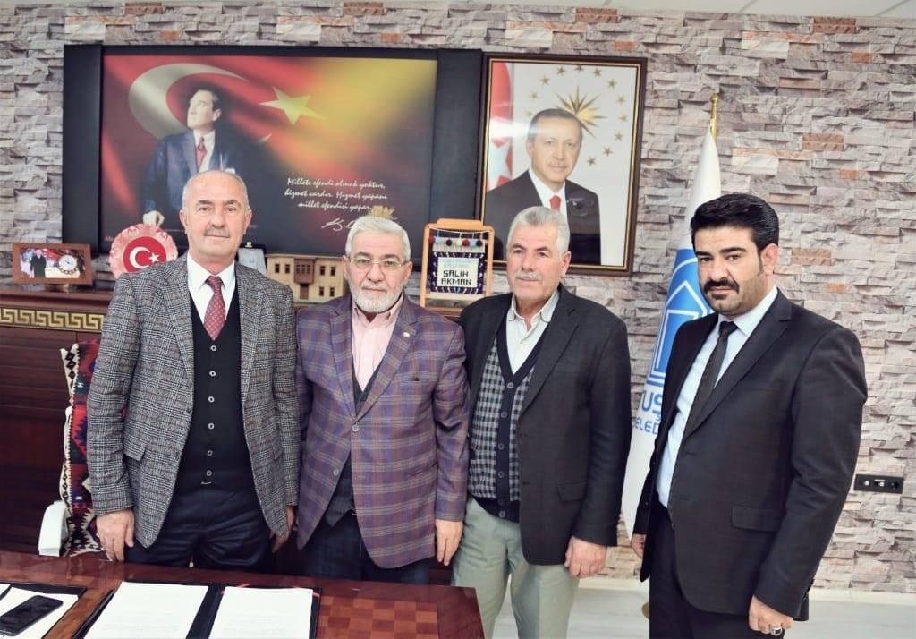 Van-Tuşba Belediyesi ile SDS İmzaladık