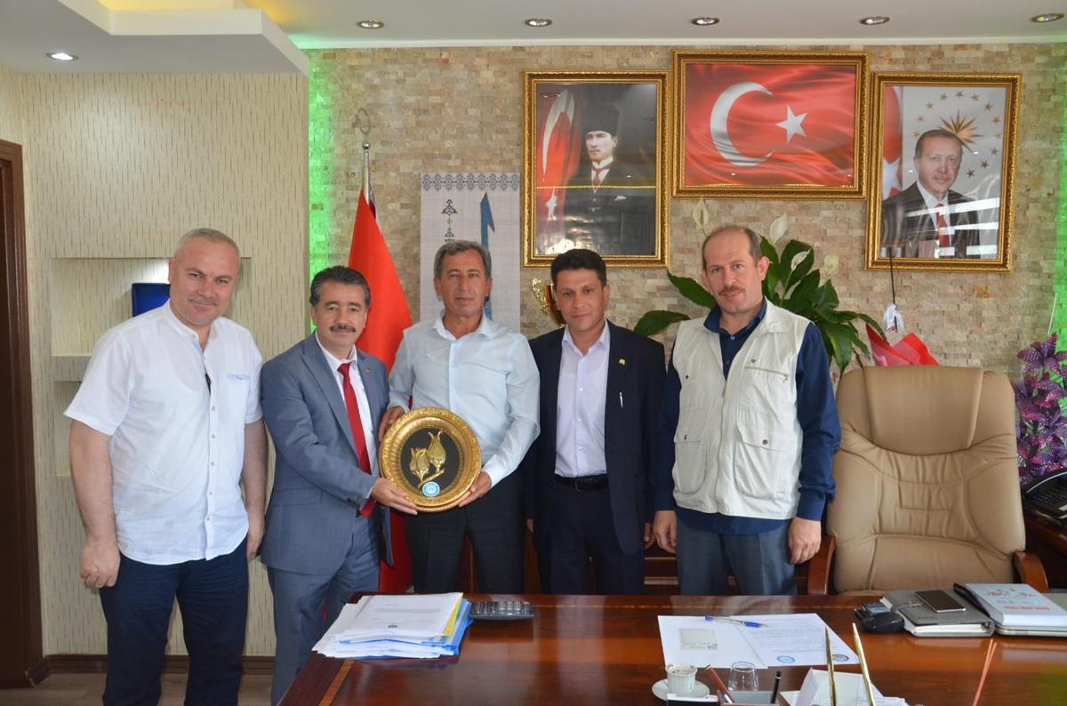 Eskişehir-Günyüzü Belediyesi ile Yüzde Yüz Üzerinden SDS İmzaladık