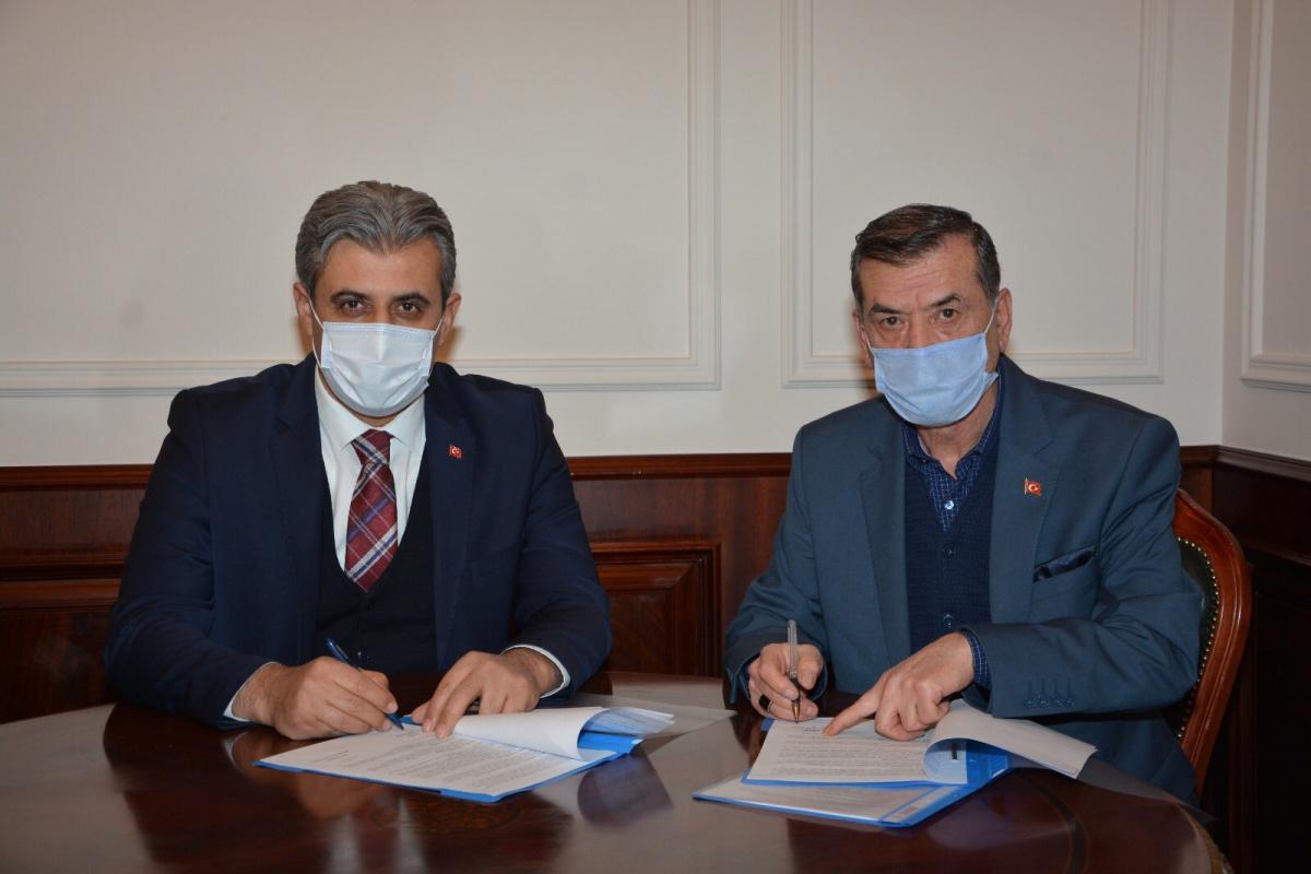 Yozgat Belediyesi ile SDS İmzaladık