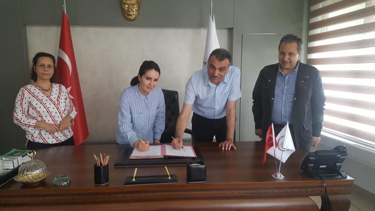 Enerji Kentleri Birliği ile SDS İmzalandı