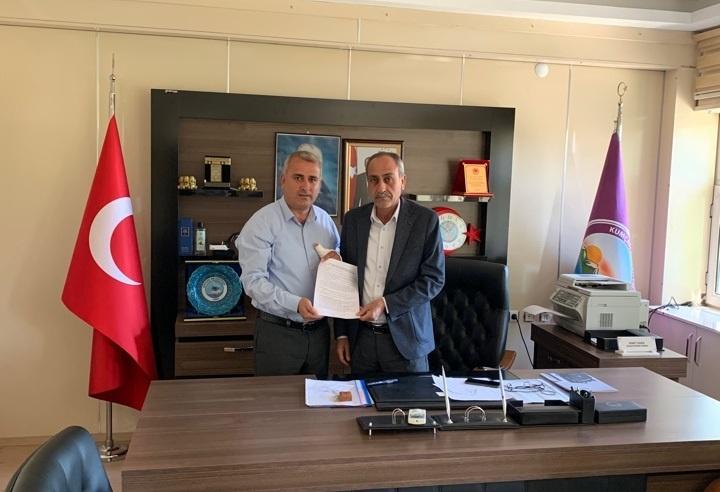 Şırnak-Kumçatı Belediyesi ile SDS İmzaladık