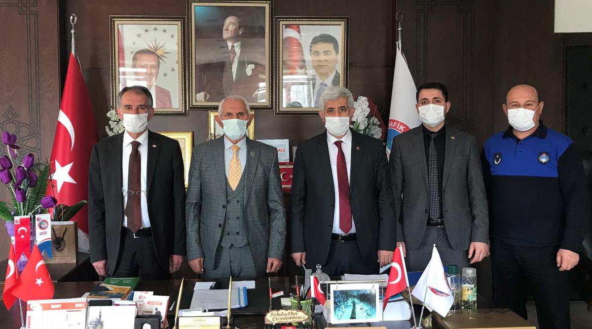 Sivas-Hafik Belediyesi ile SDS İmzaladık