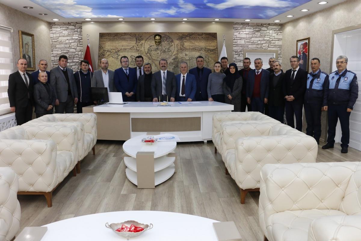 Ordu-Akkuş Belediyesi ile SDS İmzaladık