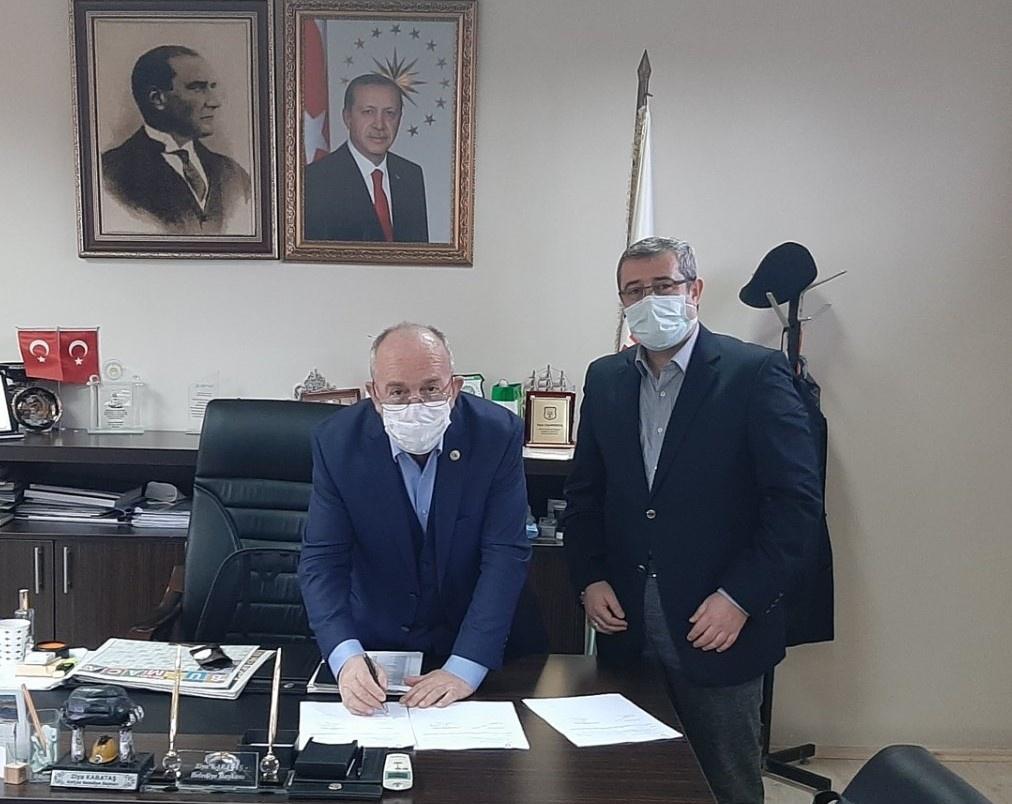 Kırklareli-Kofçaz Belediyesi ile SDS İmzaladık