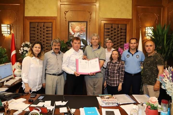 İzmir-Kınık, Bayındır ve Bergama Belediyeleri ile SDS İmzaladık