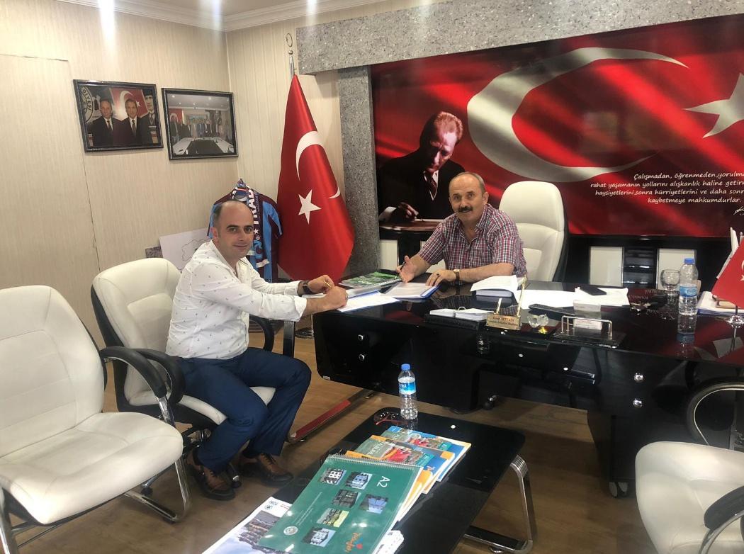 Artvin-Yusufeli Belediyesi ile SDS İmzaladık