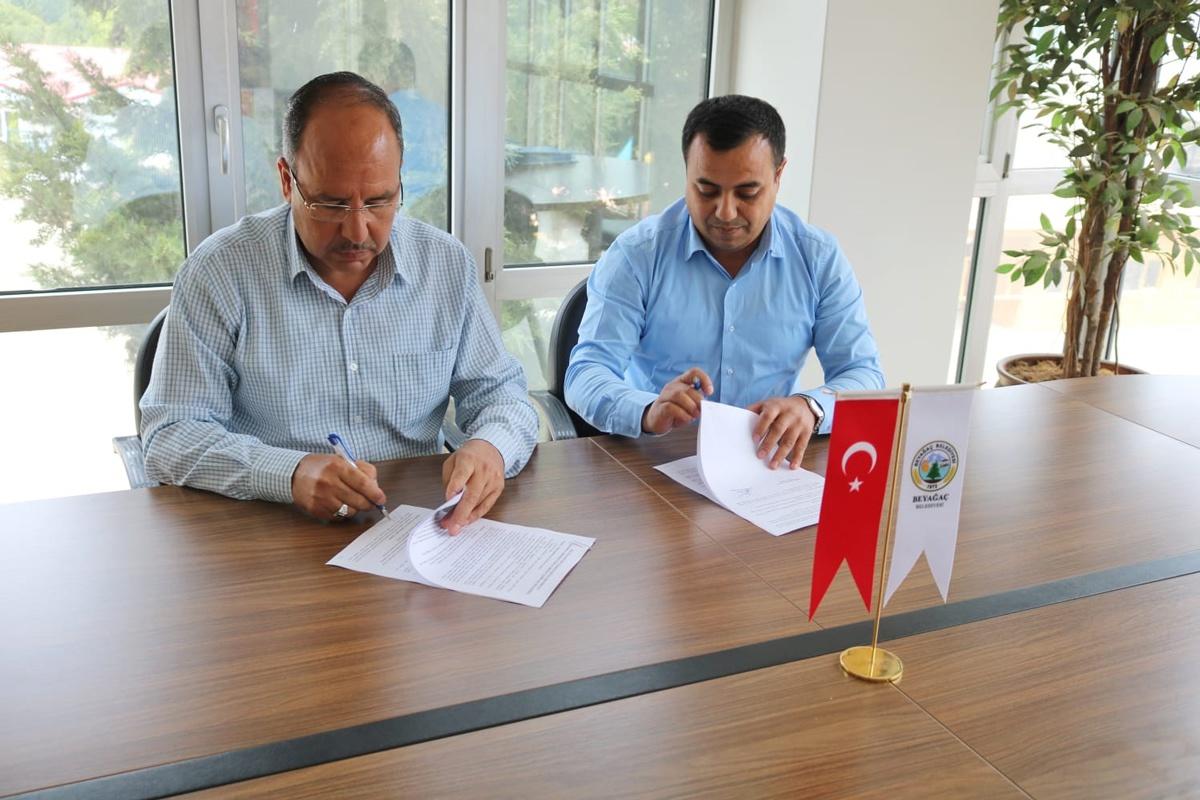 Denizli-Beyağaç Belediyesi ile SDS İmzaladık
