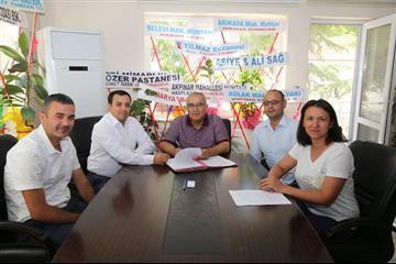 Denizli-Çameli Belediyesi ile SDS İmzaladık