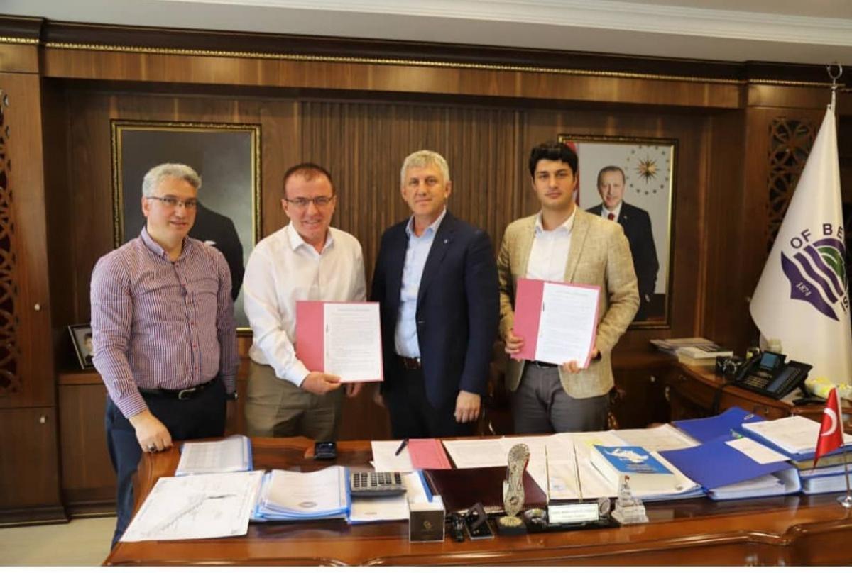Trabzon-Of Belediyesi ile Yüzde Yüz Üzerinden SDS İmzaladık